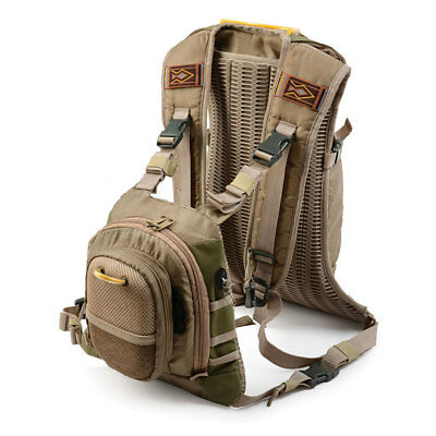 Xplorer Highlands Technical Vest Pack Xplorer Fly fishing
