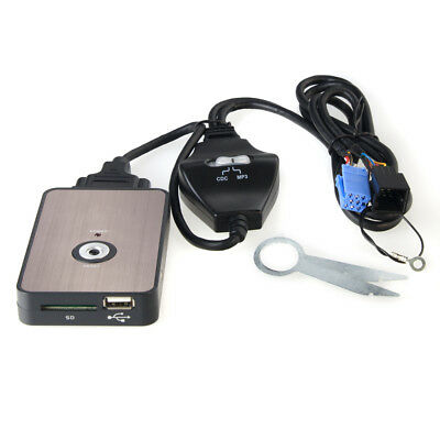 USB SD AUX Adapter MP3 CD-Wechsler Audi Seat Skoda VW