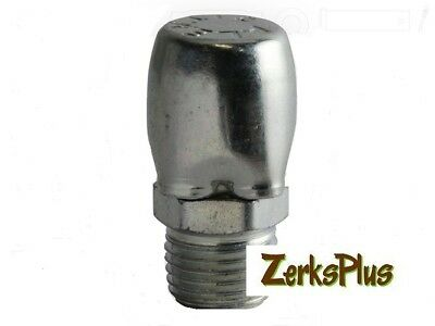 Breather Vent Baffled 1/8-27 NPT Fitting 1 Pcs