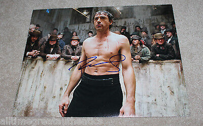Robert Downey Jr. Signed Sherlock Holmes 2 'Boxing' 11X14 Photo W/Coa Iron Man