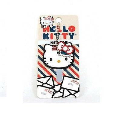LOUNGEFLY SANRIO HELLO KITTY MAIL KEY CAP (Brand New ) Licensed