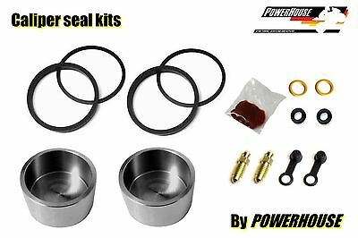 Yamaha FZS 600 Fazer 1998-2003 rear brake caliper seal repair kit & pistons