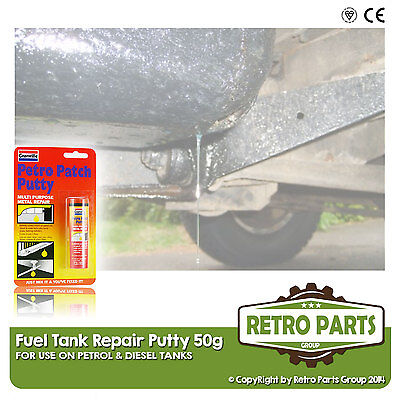 Fiat 124 coupe Fuel Tank Repair Putty - Petrol or Diesel -Fix