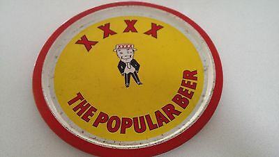Vintage Mr Fourex XXXX Beer Tray - I have more, please look.