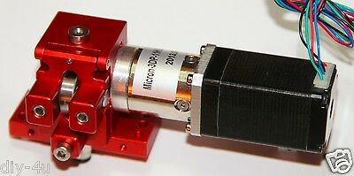 """Micron 3Dp """"all Metal"""" 1.75 Mm Rostock Delta Bowden Single Extruder, 3D Printing"""