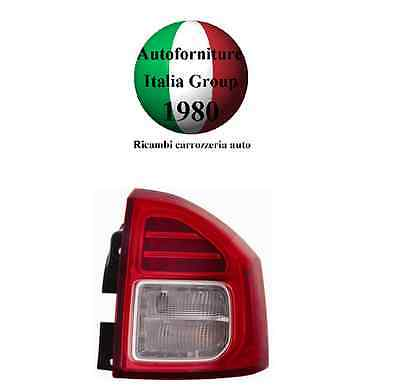 Fanale Fanalino Stop Posteriore Dx Led Chrysler Jeep Compass 11  Dal 2011 In Poi