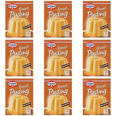 3X Butterscotch Dr. Oetker Pudding - 4.23 Oz - Free Shipping Worldwide