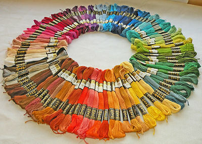 Anchor Skeins Cross Stitch  Threads Floss - Various Colours 6 - 94