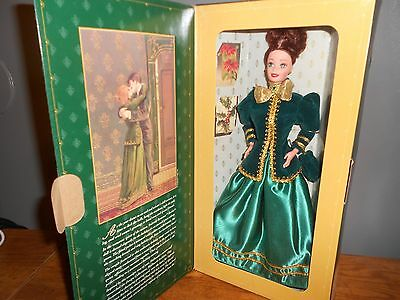 NEW: Hallmark Special Edition YULETIDE ROMANCE Barbie - 1996