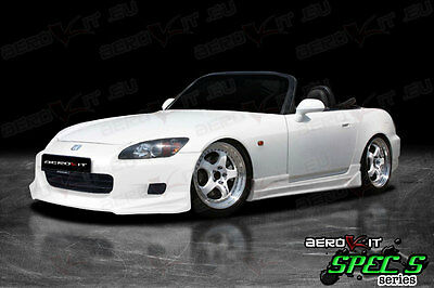 HONDA  S2000  FRONT BUMPER LIP spoiler bodykit body kit