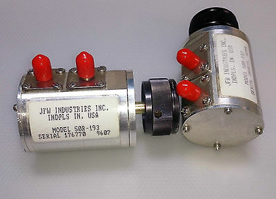 JFW 10dB 2.0Ghz Variable Attenuator Made in USA 50 ohm