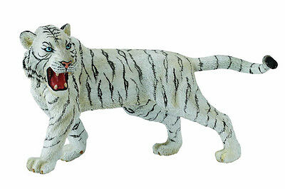 *BRAND NEW* WHITE TIGER MODEL ANIMAL by COLLECTA