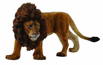 *BRAND NEW* MALE AFRICAN LION MODEL ANIMAL by COLLECTA 88414 - FREE UK POSTAGE