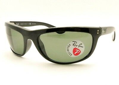 Ray Ban Balorama 4089 Black  New Authentic Sunglasses *Buyer Picks Lens Type