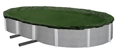 Winter Pool Cover Above Ground 12X20 Ft Oval Arctic Armor  12 Yr Warranty