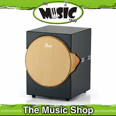 Pearl Inner Circle Multi Cajon Drum - Hardwood Face, Fibreglass Shell  PCJIC-645