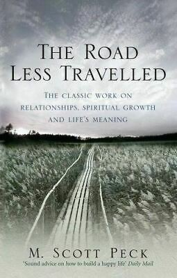 The Road Less Travelled by M. Scott Peck (Classic Edition) New Paperback Book