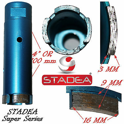 "STADEA Tile Granite Hole Saw 1 3/8"" Inch Diamond Bit Core Drill Bits For Granite"