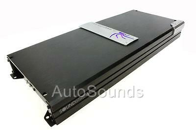 NEW Soundstream P4.800 Picasso 800 Watts 4-Channel Class A/B Car Amplifier