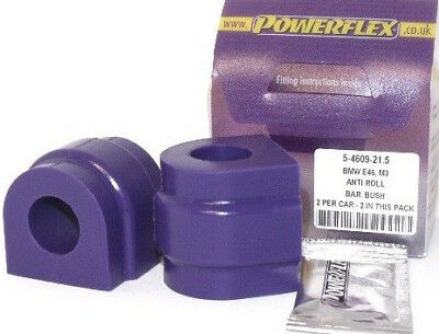 Powerflex Rear Roll Bar Mounting Bushes 21.5mm PFR5-4609-21.5 [pack of 2]