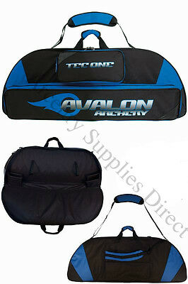 Avalon Archery Blue Tec One Semi Rigid Compound Bow Case 110X40X12CM