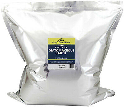 Diatomaceous Earth Food Grade - 9 lbs Perma-Guard