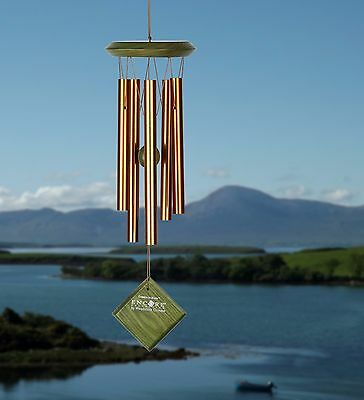 Chimes of Mars - Silver Woodstock Hand Tuned Handcrafted Wind Chime