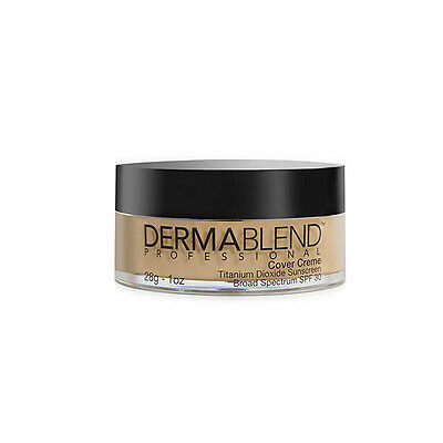 Dermablend Cover Creme SPF 30 Chroma 1/2 - Warm Ivory, 1 oz (28g)