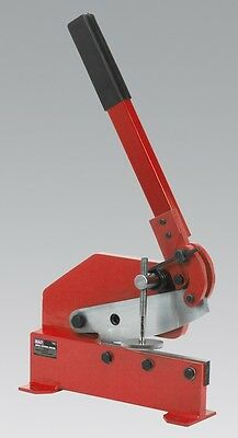 SEALEY 3S/6R METAL HAND SHEAR CUTTER CROPPER 13mm ROUND