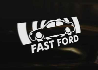 FORD MONDEO MK2 2.0 2.5 Zetec Duratec V6 SALOON FAST Decal Sticker Graphic