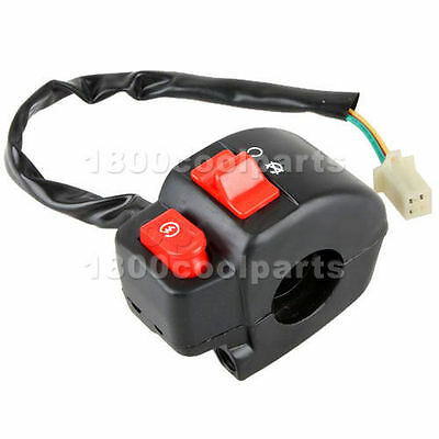 Handlebar Switch Integrated for Gy6 50cc 150cc Scooter Moped Roketa Right