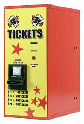 American Changer - AC115 Ticket Dispenser