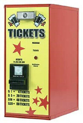 American Changer - AC111 Ticket Dispenser