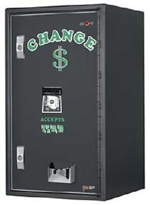 American Changer AC2002.1 Coin Changer Machine High Security