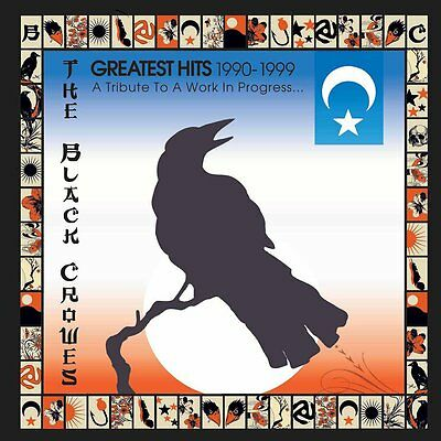 The Black Crowes Greatest Hits 1990-1999 Cd Album