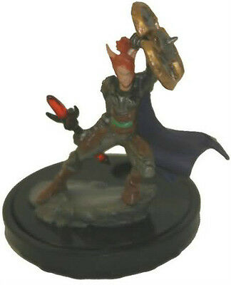 Wow Warcraft Miniatures Spoils Mini Rare : Illiana Sunshield