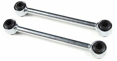 "1976-1986 Jeep Wrangler CJ7 Zone Offroad Front Sway Bar Links fits 4"" Lift Kit"