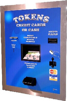 American Changer - AC2207 Cash, Coin & Credit Card Token Dispenser
