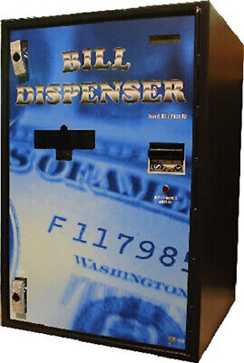 American Changer - AC7812 Multi-Bill Changer - Front Load