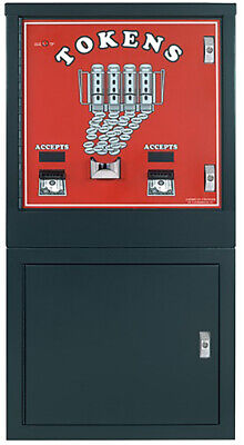 American Changer - AC6003 Bill Changer - Floor Model/Dual Validator