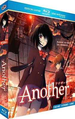 ★ Another ★ Intégrale + OAV - Edition Saphir [2 Blu-ray]