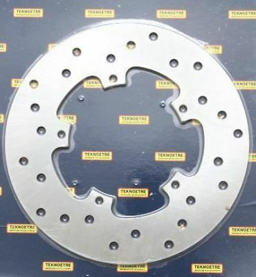Piaggio Hexagon Gtx Front & Rear Brake Disc 125 & 180