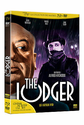 Combo Blu-Ray + Dvd The Lodger Edition Remasterisee  Neuf Direct Editeur