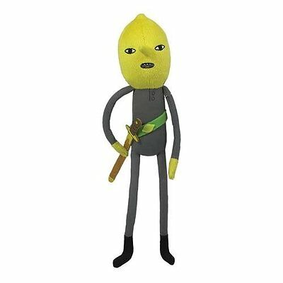 Plush - Adventure Time - Deluxe Plush Fan Favorite - Lemongrab Doll 14318