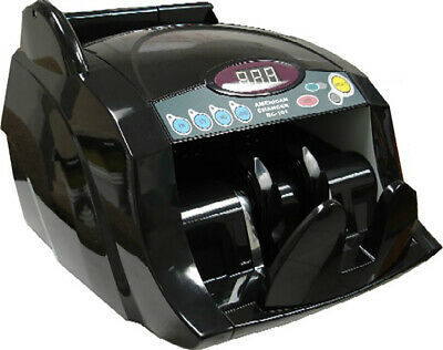 American Changer BC-101 Bill Currency Counter and Detect Counterfeit Bills