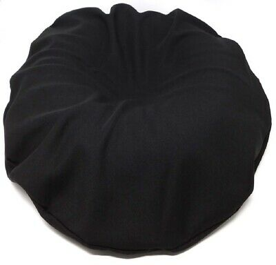 Dunlopillo Surgical Ring Cushion with washable Black poly cotton cover