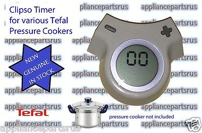 Tefal Clipso 4 Control Pressure Cooker Timer Part SS980712 for model P4110 P4111