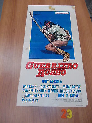 Guerriero Rosso, 1971
