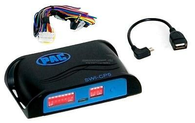PAC SWI-CP5 ControlPRO Car Radio Steering Wheel Control Interface Android Window