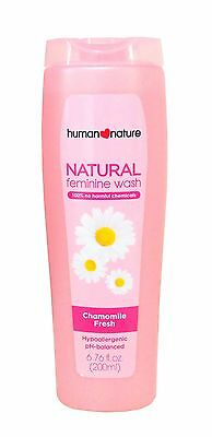 Gaia Human Nature - Feminine Wash Chamomile Fresh (200ml) Natural Skin Care